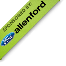 Sponsored By: Allen Ford Bath