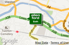 Allen Ford Bath (click to view on Google Maps)